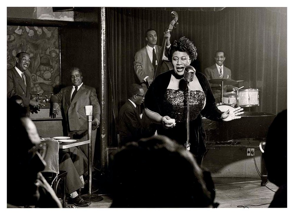 ella-fitzgerald-at-the-downbeat-new-york-1949-by-herman-leonard